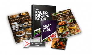 Paleo Diet Cookbook & Mealplan for Cyclists