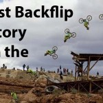 Worlds Biggest Mountain Bike Backflip in History