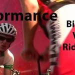 Performance Bike Rap Video