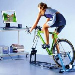 Virtual Reality Bike Trainer