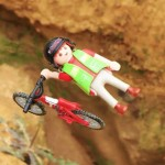 Extreme Lego Biking!