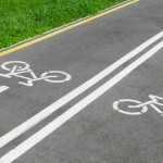 Advantages of an Unbroken Bike Path