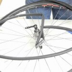 How to Fix a Flat With No Tools