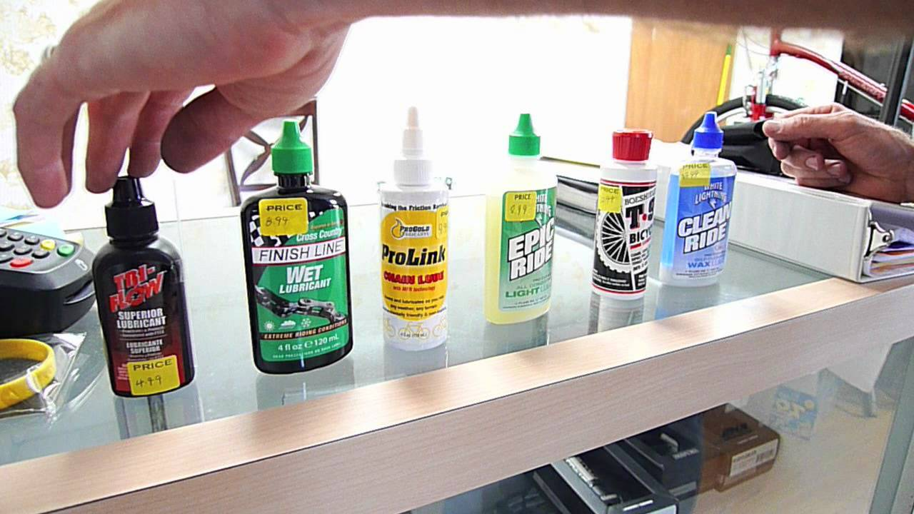 Bike Chain Lube The Lowdown On Differences