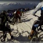 Alpine Gravity's Megavalanche Mega Carnage Downhilll Race Video