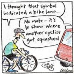 Bike Lane Joke