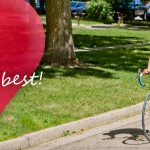 Happy Mother's Day From I Love Bicycling!