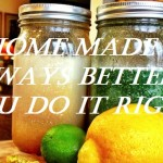 How To Make Your Own Homemade Sports Drink