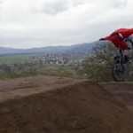 Watch This Rider Pin It For 100 Seconds