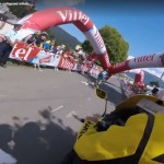 Inflatable Collapses on Rider at Tour de France