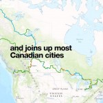 Longest Car-Free Road On the Planet In Canada