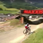 Downhill Mountain Biking Without A Tire